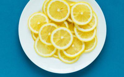Hilft Zitrone beim Abnehmen