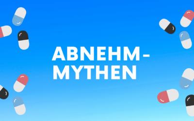 Abnehm Mythen