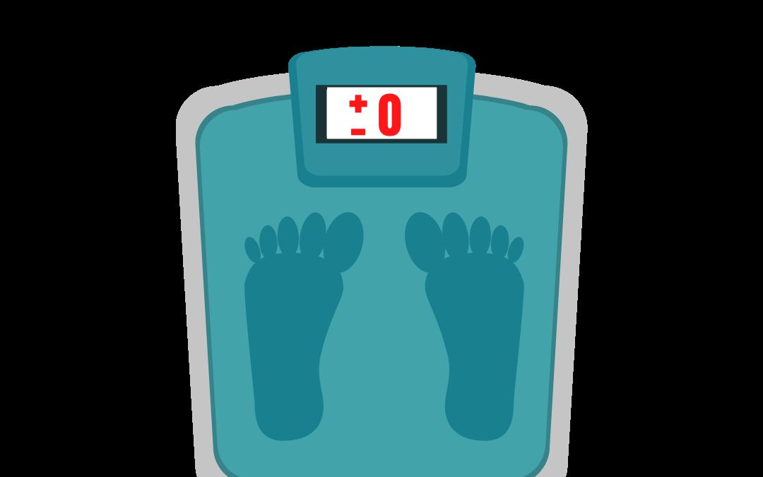 Gewichtsstillstand beim Abnehmen durchbrechen