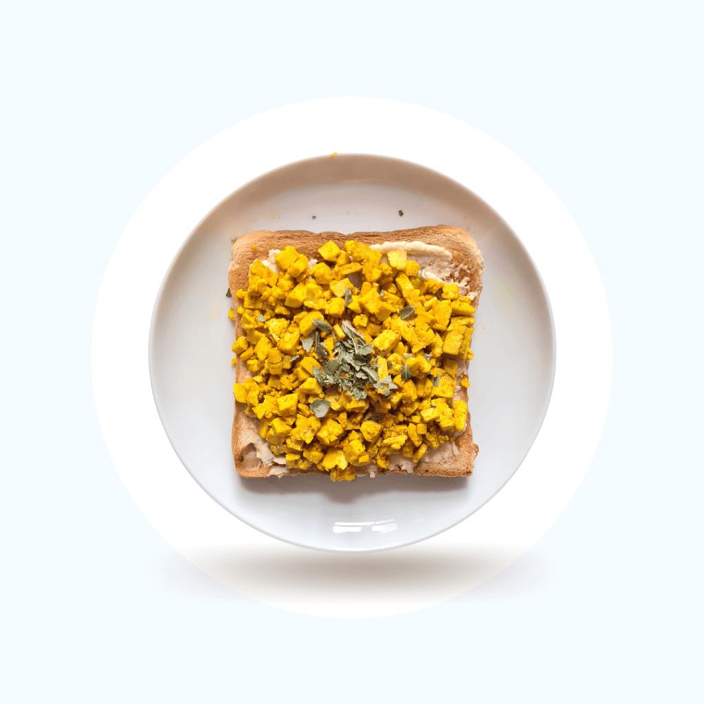 Eierspeise vegan