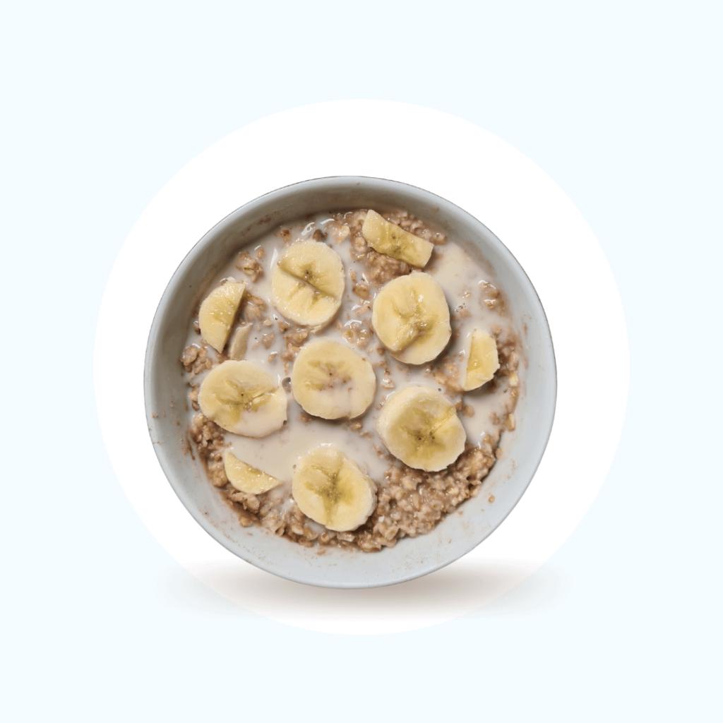 Porridge abnehmen vegan