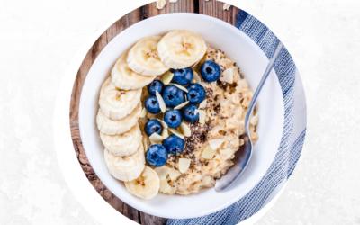 Porridge zum Abnehmen