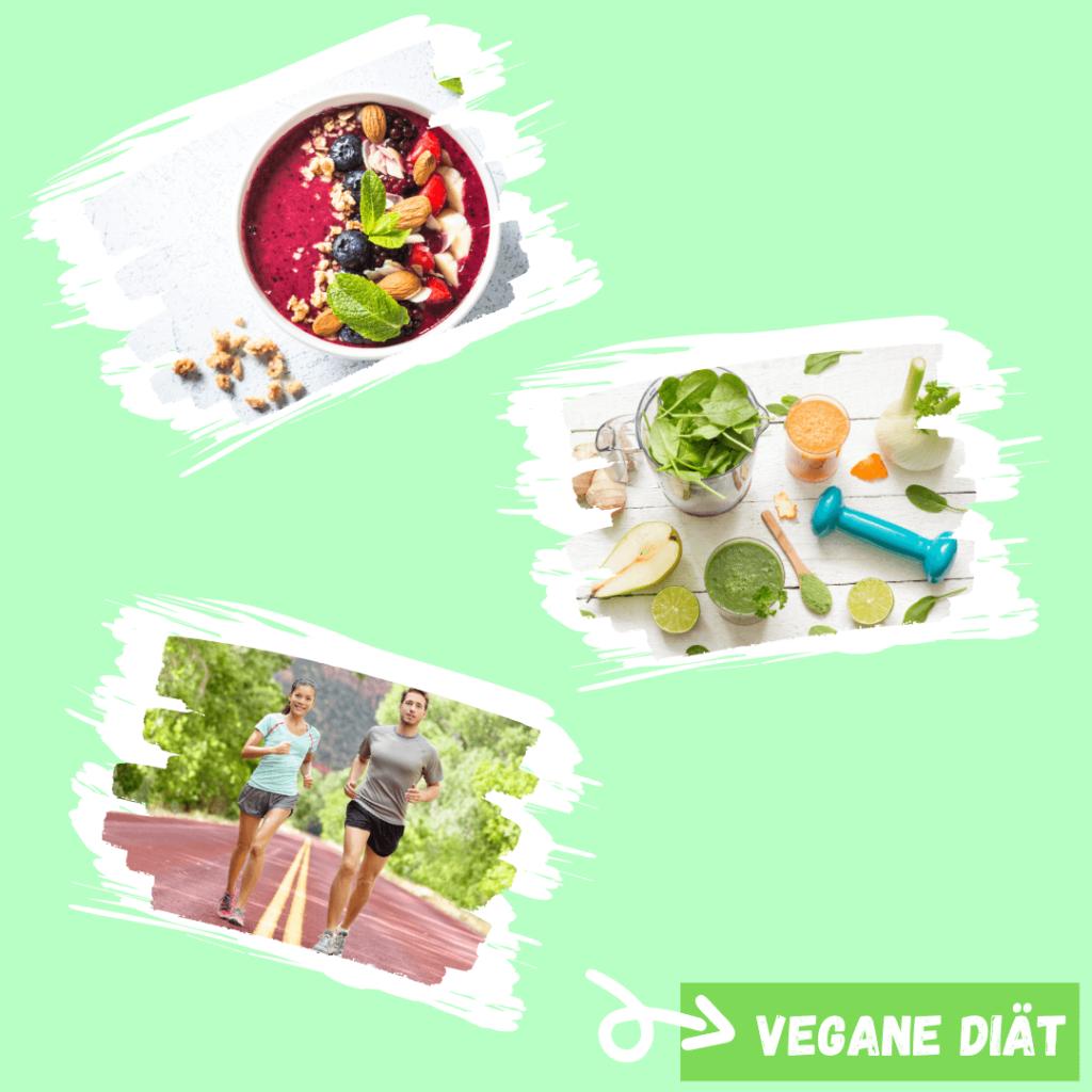 vegane Ernährung Gesundheit