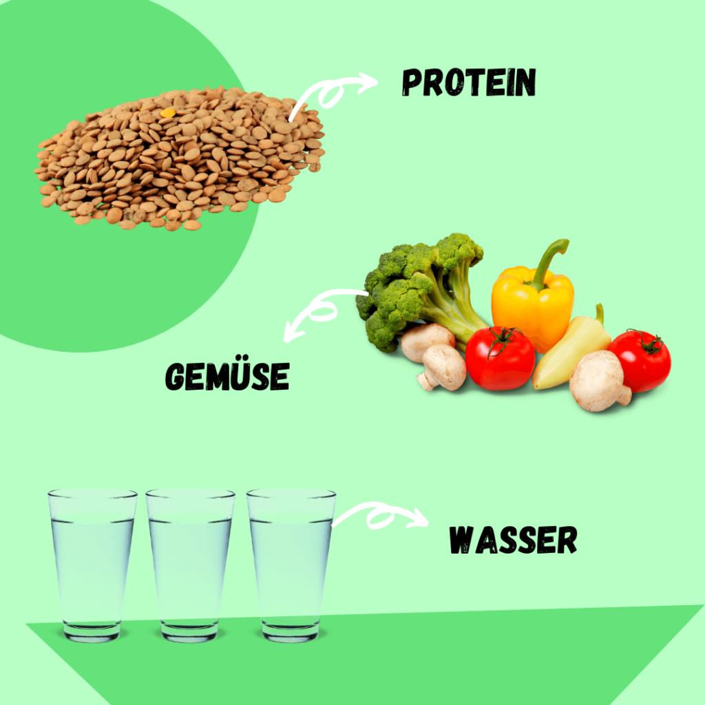 vegane diät tipps