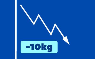 Schnell und dauerhaft 10kg abnehmen: Schritt für Schritt
